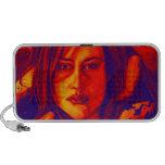Koi Sunset iPod Speakers
