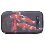 Koi swimming in pool samsung galaxy s3 cases