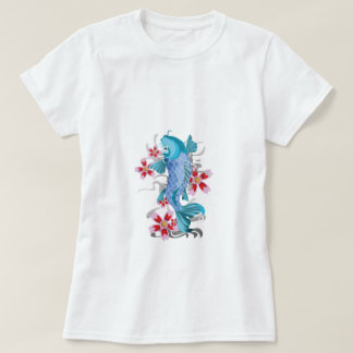 Koi Tattoo T-Shirt