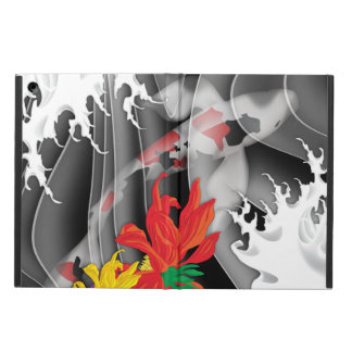 Koi Tattoo: Traditional Japanese Design Case For iPad Air