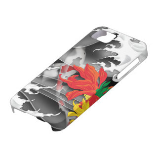 Koi Tattoo: Traditional Japanese Design iPhone SE/5/5s Case