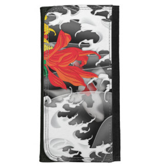 Koi Tattoo: Traditional Japanese Design Wallets For Women