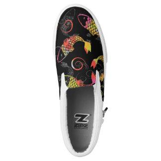 Koi Waters Slip-On Sneakers