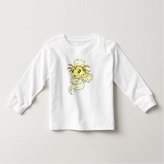 Koi Yellow Tshirts