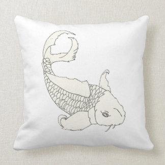 koifish pillow