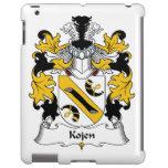 Kojen Family Crest