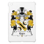 Kojen Family Crest iPad Mini Covers