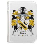 Kojen Family Crest Kindle 3G Cases