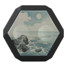 Kojima Island Engraving - Bluetooth Speaker at Zazzle