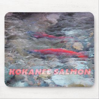 Kokanee Salmon Mouse Pad