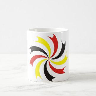 Kokarde cockade Germany Germany Coffee Mug