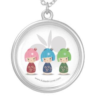 Kokesh Triplets Necklace