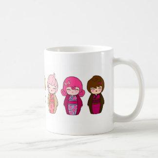 Kokeshi Cakes & Sweets Mug