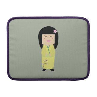 kokeshi doll sleeves for MacBook air