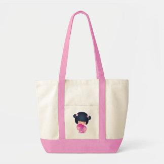 Kokeshi Fraise Tote Impulse Tote Bag