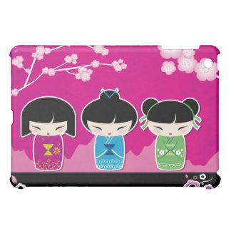 Kokeshi iPad Case