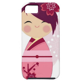 Kokeshi iPhone 5 Cases