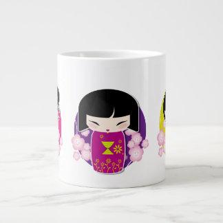 Kokeshi mug