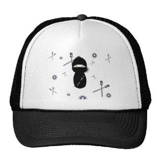 Kokeshi Ninja Doll Trucker Hat