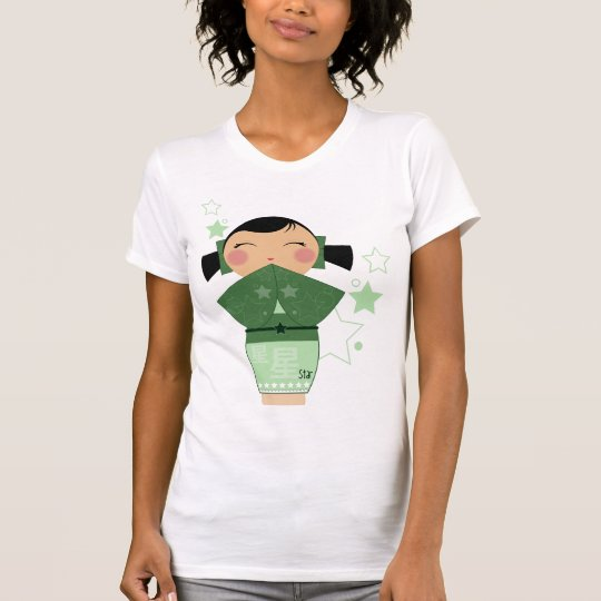 Kokeshi Star T-Shirt