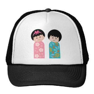 KokeshiKids2 Trucker Hat