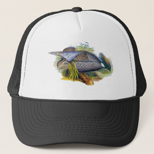 Koklass Pheasant Trucker Hat