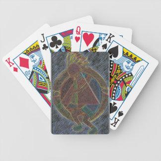 KOKOneonpencil.jpg Bicycle Playing Cards