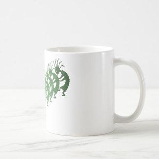 kokonew classic white coffee mug