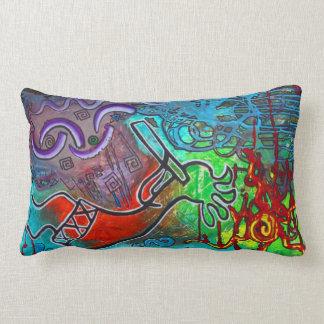 Kokopelli American MoJo Pillow