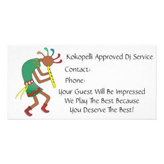 Kokopelli Approved Rocker!- Bussiness Card