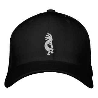 Kokopelli bordó el gorra gorras bordadas