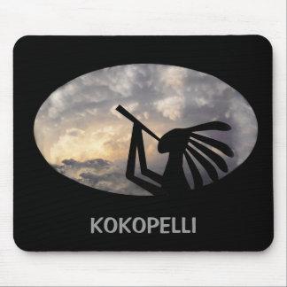 Kokopelli Brings Rain Mousepad
