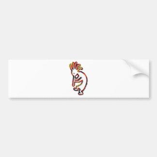Kokopelli Bumper Sticker