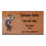 Kokopelli Double-Sided Standard Business Cards (Pack Of 100)