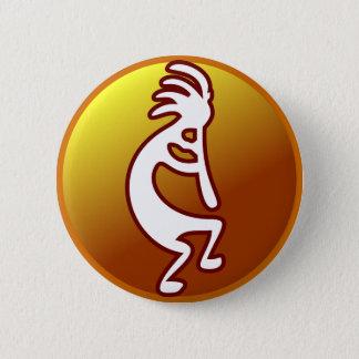 Kokopelli Button