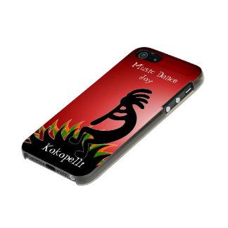 Kokopelli Carcasa De Iphone 5 Incipio Feather Shine