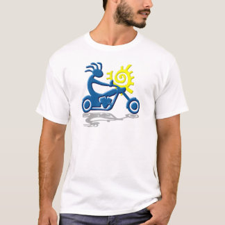 Kokopelli Chopper T-Shirt
