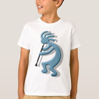 Kokopelli Clarinet T-Shirt