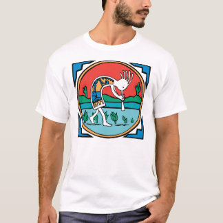 Kokopelli Color T-Shirt