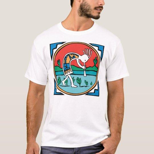 Kokopelli Color T-Shirt