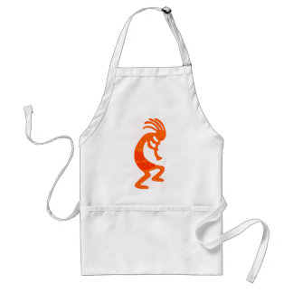 Kokopelli Dream Adult Apron