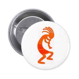 Kokopelli Dream Button