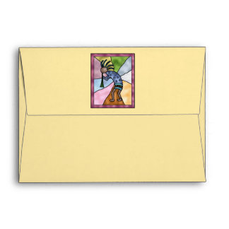 Kokopelli Envelope