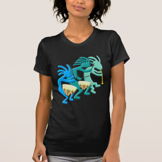 Kokopelli Fife & Drums T-Shirt