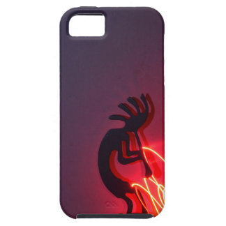 Kokopelli Generates Light Energy! iPhone SE/5/5s Case