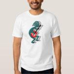 Kokopelli Guitar T-Shirt