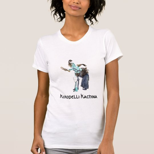 Kokopelli Kachina T-Shirt