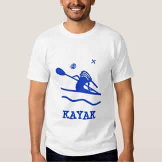 Kokopelli Kayak T-Shirt