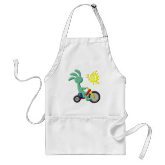 Kokopelli Kids Big Wheel Adult Apron