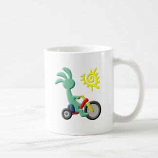Kokopelli Kids Big Wheel Coffee Mug